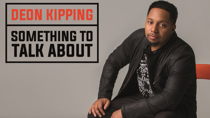 Deon Kipping's New Album Debuts at #1