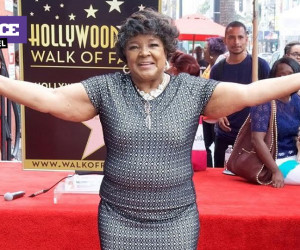 Legend Shirley Caesar Honored with Hollywood Walk of Fame Star!